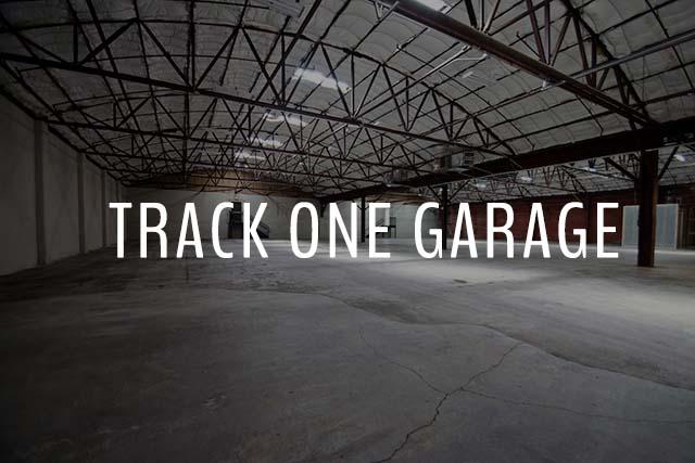 Track One Garage - Nashville Event Space