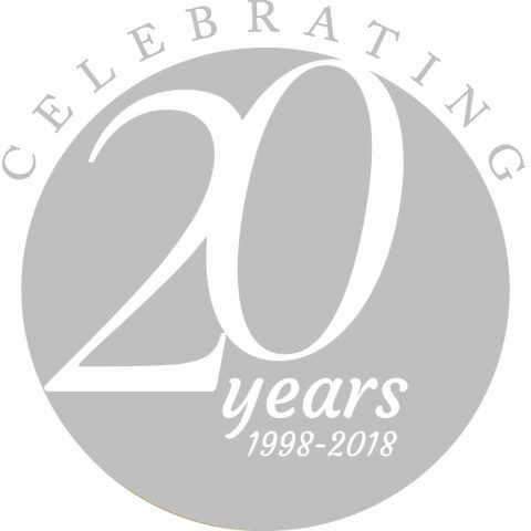 20th Year Logo - Randi Events